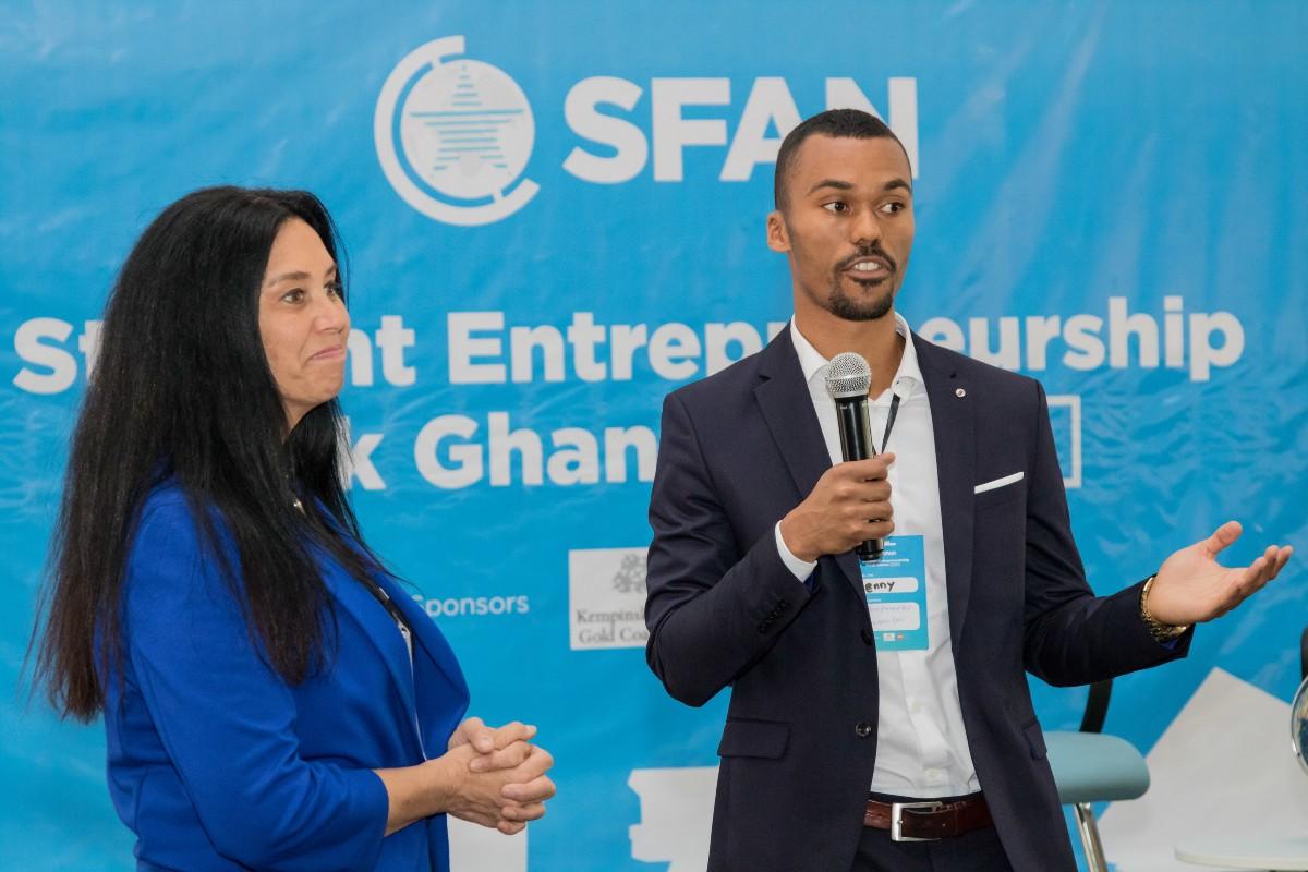 Event Recap : SFAN 2018 STUDENT ENTREPRENEURSHIP WEEK - Ahaspora