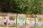 Our range of exotic teas